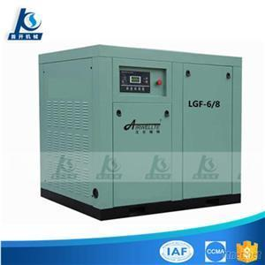 Electric Engine Screw Fixed Type Air Compressor