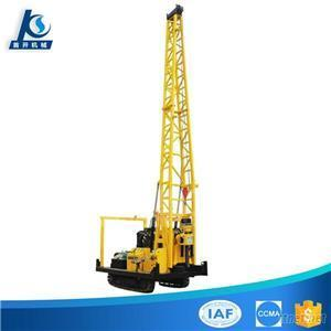Spindle Type Crawler Mounted Geological Exploration Wire-Line Core Drilling Rig