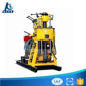 Small And Light Model Portable Tralier Type Geological Exploration Sample Testing Core Drilling Rig