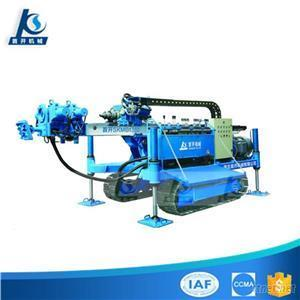 Electric Crawler Mounted Full Hydraulic Anchoring Drilling Rig