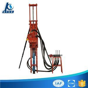 Full Pneumatic Portable Horizontal And Vertical Hole Rock Blast Hole And Soil Dth Drilling Rig