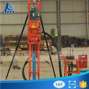 Small Light Weight Electric Portable Dth Rock Blast Hole And Soil Auger Drilling Rig