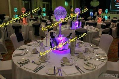 Banquet Acrylic LED Lighted Table Decorative Centerpiece