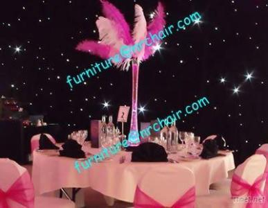 Event Rental Acrylic LED Lighted Table Decoration Centerpiece