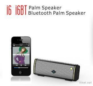 I6BT Bluetooth Palm Speaker
