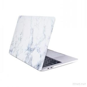 Cae Gold Marble Rubberized Hard Protective Shell Case Covers For Notebook