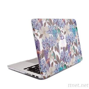 Classic Hard Plastic Parrot Pattern PC Case for Notebook, Notebook Case Shell