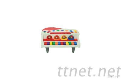 Mini Kids Musical Electronic Piano Toys With Light