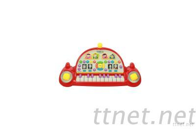 Musical Electronic Piano Music Toy