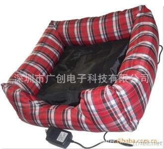 Electric Heating Soft Cashmere Kennel Pet Warm Nest