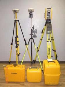 Used Trimble IS Solution S6 Robotic Total Station & R8 Model 2 GPS GNSS RTK Set TSC3