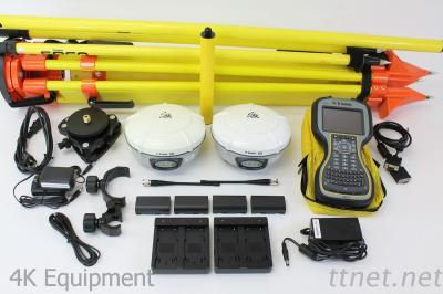 Used Trimble Dual R8 Model 3 Base/Rover GPS GNSS Kit & TSC3 w/ Access V. 2015.22