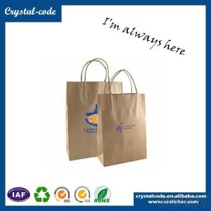 Printing Paper Bag With Logo Print,Paper Bag With Logo,Paper Bag