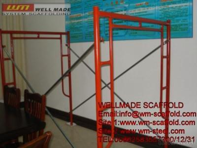 South Asia Frame Scaffold