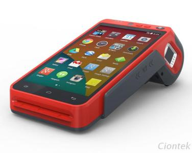 5.5 Inch Android Handheld Smart POS Terminal
