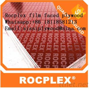 Red Film Faced Plywood, Construction Pine Plywood
