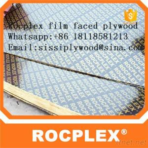 18Mm Black Film Faced Plywood, Furniture Grade Plywood