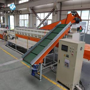 Longitudinal Vibratory Finishing Machine – Continuous