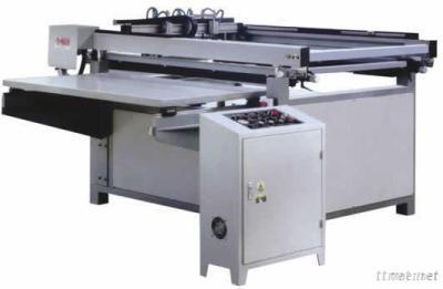 Large Semi-Auto Screen Printing Machine