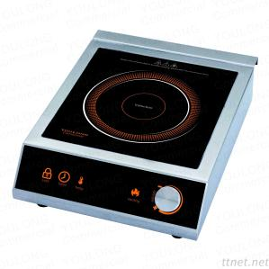 3500W Commercial Induction  cooker C3511-BK