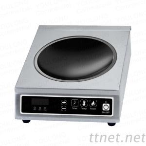 3500W Commercial Induction Cooker C3514-BW