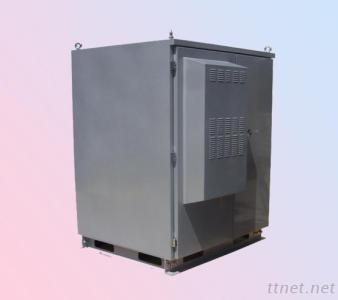 Battery Cabinet For Mobile