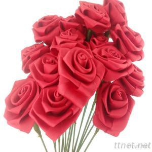 Valentine'S Day Silk Rose Flower For Gifts