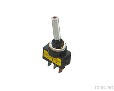 LTS-021 Series - Toggle Switches