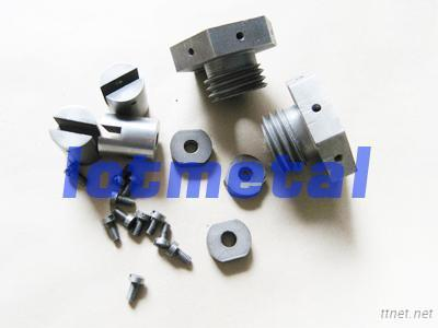 Molybdenum Machined Parts