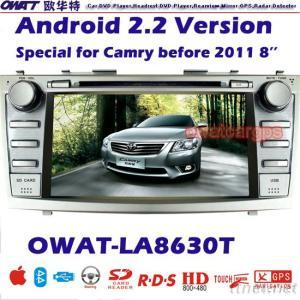 Car DVD Player for Chevrolet Aveo with Android System 3G Dongle Function and WIFI Card