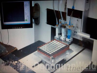 Automatic Liquid Metal Filling Machine For Coins