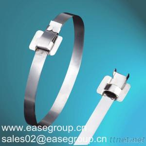 Chinese Manufacture Releasable Stainless Steel Cable Ties With UL