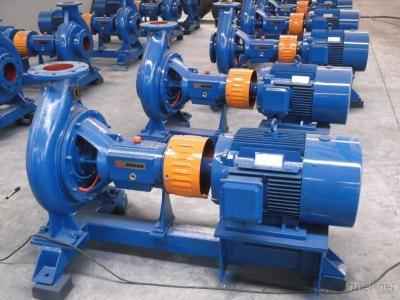 Slurry pump for pulping