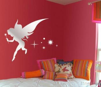Fairy Mirrors Sticker Home Decor