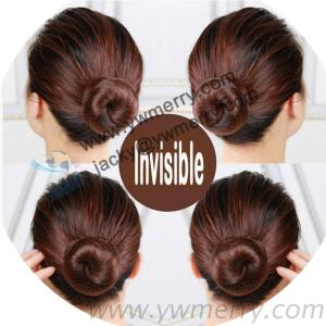 Bun Hair Nets Nylon Hair Net For Wig Invisible And Disposable Hairnet
