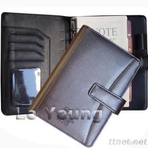 A5 Leather Notepads