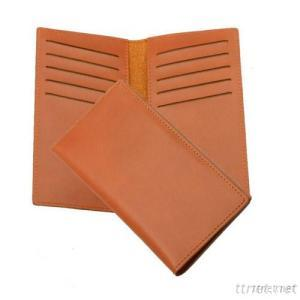 Promotional Leather Credit Card Holders