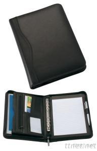 Leather Compendiums Conference Holder