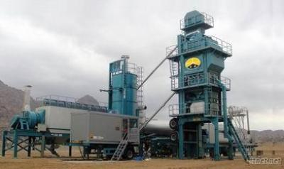 SPA40 Asphalt Batch Mix Plant