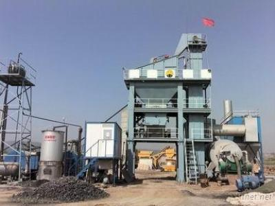 SPA64 Asphalt Batch Mix Plant