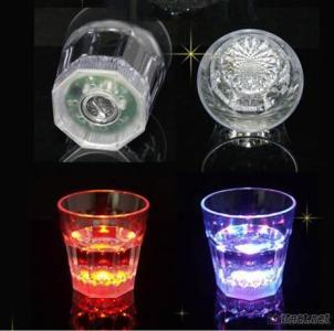 Color Changing LED Flashing Cup