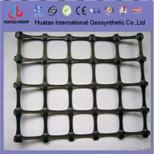 High Molecular Polymers Geogrid