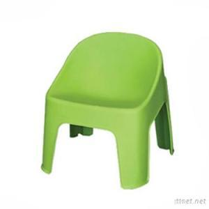 Plastic Kid Chair With Many Colors Fo Option