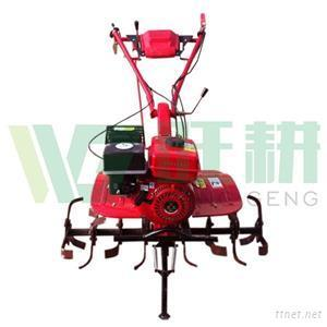 Chongqing Agricultural Cultivator Epuip With Horizontal Gasoline Engine Power