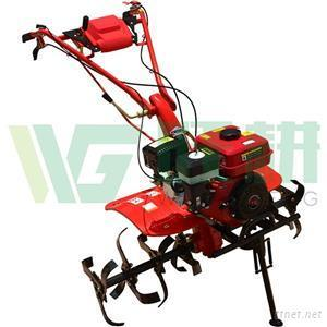 Chongqing Gasoline Powerful Tiller By Gear Driven With Compact Size