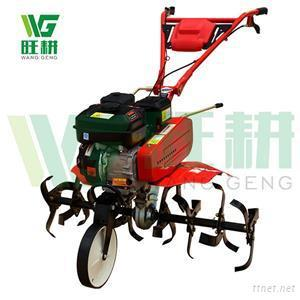 Powerful 3-Point Rotary Gasoline Tiller With Front Wheel
