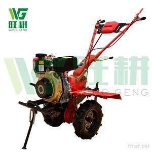 4 KW Kama Diesel Power Tiller With New Design And Beautiful Shape For Agriculture Use