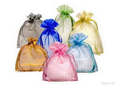 Organza Gift, Pouch Promotion Drawstring Bag