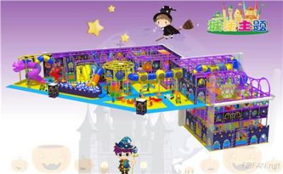 2017 Competitive Price Naughty Castle For Kids