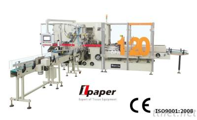 High Speed Automatic Soft Drawn Facial Tissue Packing Machine
